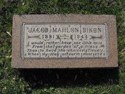 Jacob Mahlon Dixon