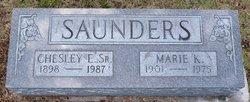 Chesley Eugene Saunders, Sr