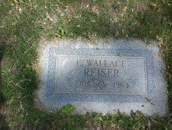 Henry Wallace Reiser