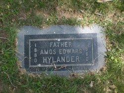 Amos Edward Hylander
