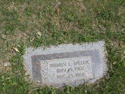 Audrey Lillian <I>Ammerman</I> Speedie