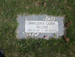 Marjorie <I>Bell</I> Pelton