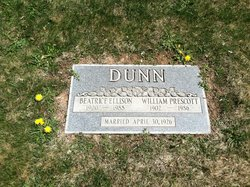 Beatrice Watt <I>Ellison</I> Dunn