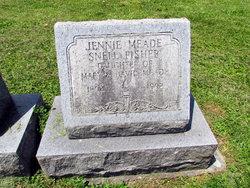 Jennie Snell <I>Meade</I> Fisher