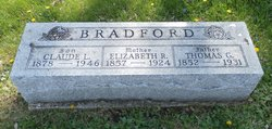 Thomas Gray Bradford
