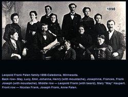 "Leopold Frank ""Leo"" Palen"