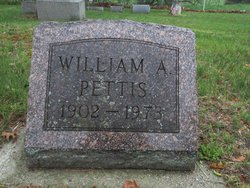 William A Pettis