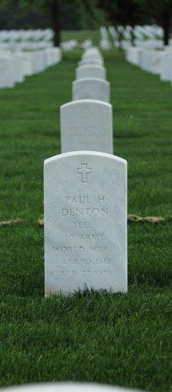 Paul H Denton