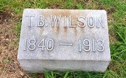Pvt Thomas Benton Wilson