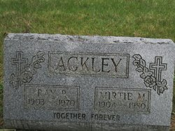 Ray Phillip Ackley
