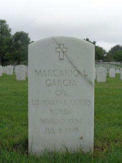 Marcario L Garcia