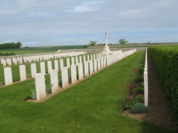 Millencourt Communal Cemetery Extension