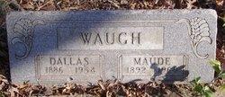 Maude <I>Lankford</I> Waugh
