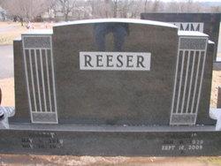 Maxine <I>Collins</I> Reeser