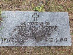 Sgt Norman Johnson Moore