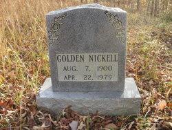 Golden Nickell