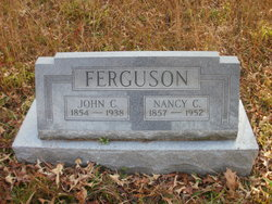 Nancy Caroline <I>Nickell</I> Ferguson