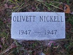 Olivett Nickell