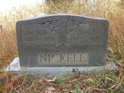 Gilla Ann <I>Nickell</I> Nickell