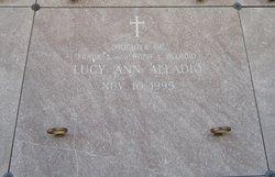 "Lucy Ann ""Lucia"" Alladio"
