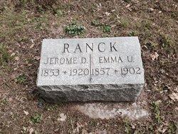 Emma Ureta <I>Shoemaker</I> Ranck