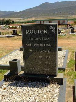 Willem J. Mouton