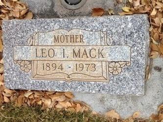 Leo I Mack