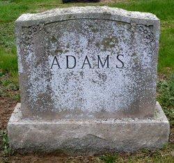 Alberta G <I>Haskell</I> Adams