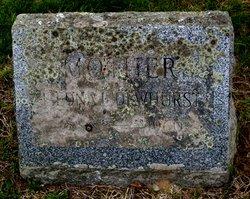 Edith Edna L. <I>Rigby</I> Dewhurst