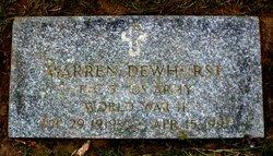 Warren Dewhurst