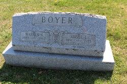 Lizzie L <I>Sterner</I> Boyer