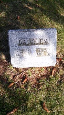 Evelyn <I>Stewart</I> Badgley