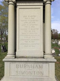 Abba H Burnham