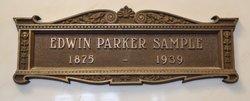 "Edwin Parker ""Ed"" Sample"