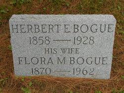 Flora <I>Morse</I> Bogue