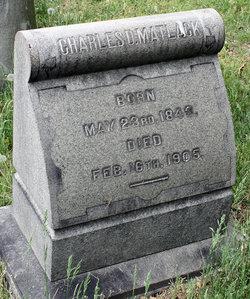 Charles D Matlack
