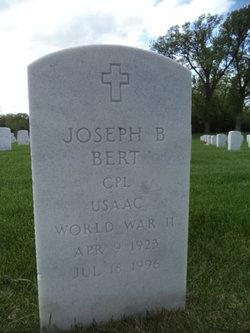 Joseph B Bert