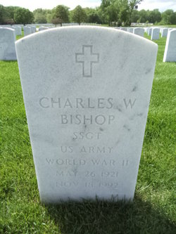"Charles Walter ""Buck"" Bishop"