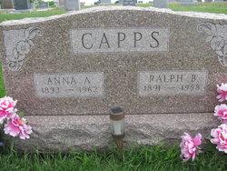 Anna Alma <I>Hayes</I> Capps