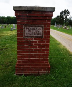 Peaceful Valley Cemetery