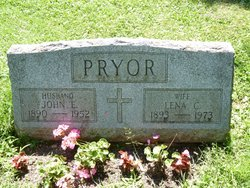 Lena C. <I>Petch</I> Pryor