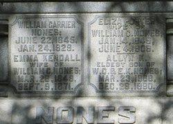 William Carrier Nones