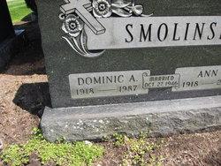 Dominic A Smolinsky