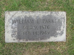 William Edward Parker