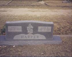 Katie Lee <I>Beville</I> Harper