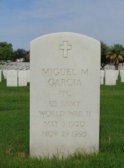 Miguel M Garcia