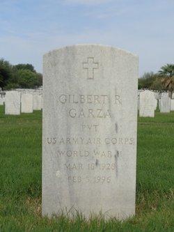 Gilbert R Garza