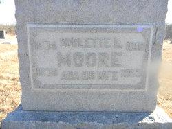 Sublette L Moore