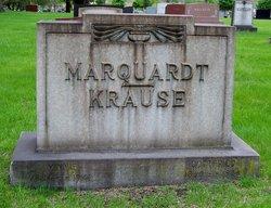 Minnie <I>Koch</I> Marquardt