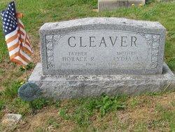 Lydia <I>Romig</I> Cleaver